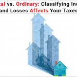 Capital vs Ordinary Classifying Income and Losses Affects Your Taxes